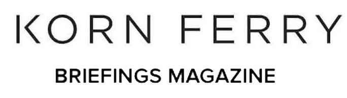 Korn Ferry Briefings logo